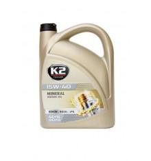 K2 TEXAR 15W-40 BENZIN, DIESEL, LPG 5 L
