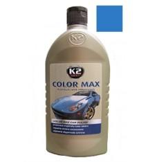 K2 COLOR MAX 500 ML NIEBIESKI