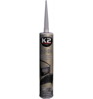 K2 K2-50 Masak klejąco uszczelniająca SZARA 310ml