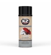 K2 BRAKE CALIPER PAINT 400 ML CZARNY