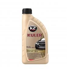 K2 KULER LONG LIFE -35°C CZERWONY 1L