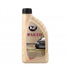 K2 KULER KONCENTRAT CZERWONY 1L