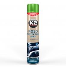 K2 POLO PROTECTANT MAT 750 ML ZIELONA HERBATA