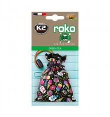 K2 ROKO FUN zielona herbata GREEN TEA