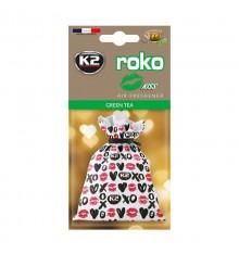 K2 ROKO KISS zielona herbata GREEN TEA