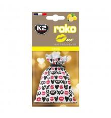 K2 ROKO KISS cytryna LEMON