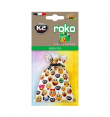 K2 ROKO HAPPY zielona herbata GREEN TEA