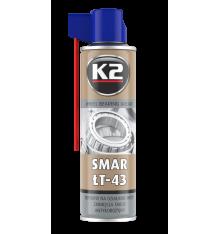K2 ŁT43 SMAR ŁOŻYSKOWY 400ml spray