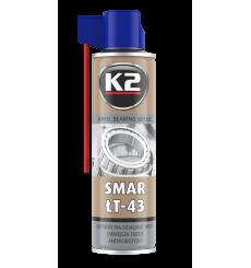 K2 SUCHY SMAR PTFE 400 ML