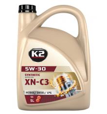 K2 5W30 XN-C3 5L Long Life
